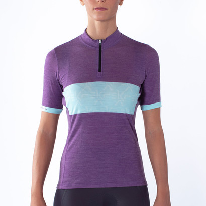 MAILLOT GRAVEL LUSAAN MUJER
