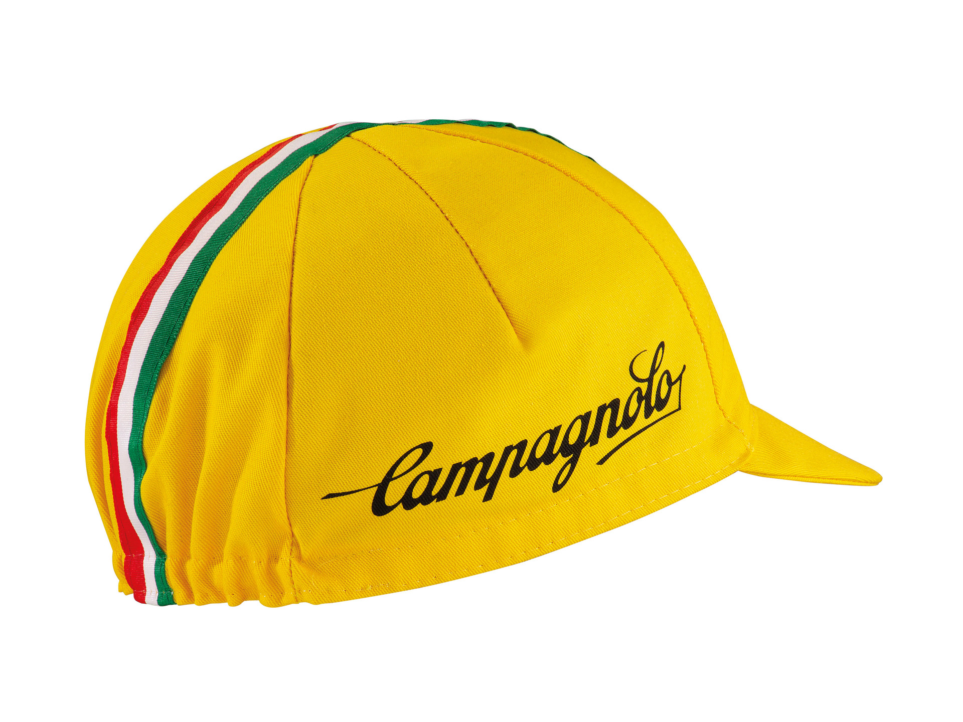 NEW Campagnolo Classic Cycling Cap Red Made in Italy Ideal Cyclist Gift