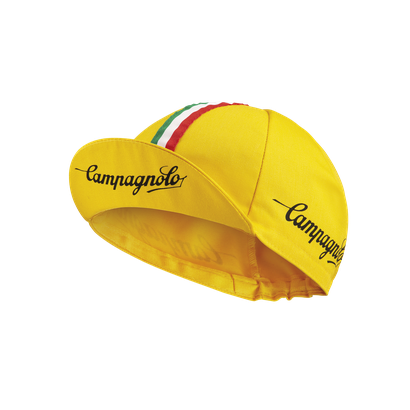 CLASSIC CAMPAGNOLO CYCLING CAP
