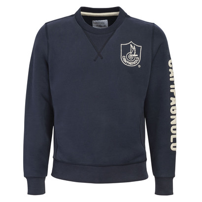 SWEAT-SHIRT COL ROND CAMPAGNOLO