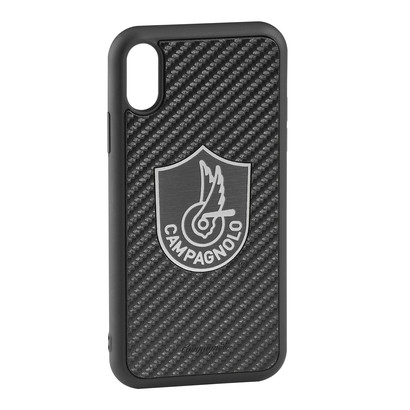 Cover in carbonio per Iphone XS MAX